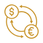foregin investment icon